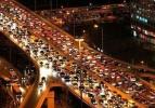 Trafiğe kayıtlı araç sayısı artttı