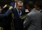Başbakan 'Kazak Kaftanı' Giydi