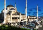 İşte Çamlıca'ya yapılacak caminin ilk fotoğrafları
