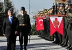 Cumhurbaşkanlığı Muhafız Alayı'nda devri teslim