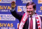 Davutoğlu'ndan Sivas'a hızlı tren müjdesi