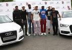 Doğuş Otomotiv'den Trabzonspor'a 12 otomobil