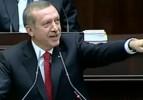 Düşen gözlük Erdoğan'ı güldürdü VİDEO!