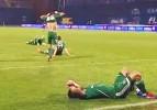 Futbolun en acı yönü! / VİDEO