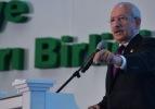Genel kurulda Davutoğlu Kılıçdaroğlu duellosu