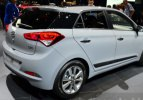 Hyundai İ20 modeli ile dikkatleri üzerine çekti