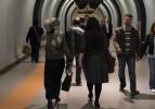 İlklerin yaşandığı metrodan halk memnun