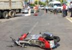 Artvin'de motorsiklet kazası: 2 ölü