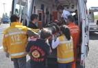 Mut'ta trafik kazaları: 3 ölü, 9 yaralı