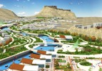 Kentsel tasarım projesi Kars'ı değiştirecek