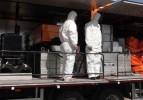 Kimyasal keşif aracı sınırda aktif hale getirildi
