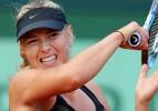 Sharapova Roland Garros'a veda etti