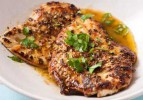 Meksika usulü Salantro soslu tavuk