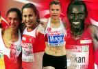 Milli atletler 7 madalyayla dönüyor