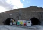 En uzun tünelde çalışmalar yeniden başladı