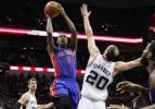 Pistons şampiyonu son saniyede devirdi!