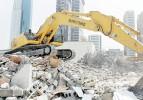 Riskli binanın yanında sağlam binada yıkılacak