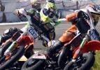 Sofuoğlu, süpermoto yarışlarına katıldı