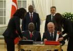 Türkiye ile Gana arasında işbirliği protokolleri