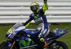 Valentino Rossi liderliğe yükseldi!