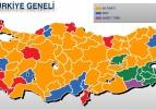 Yerel seçimlerde katılım rekoru kırıldı