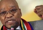 Zuma: Soyguncular eşime tecavüz etti
