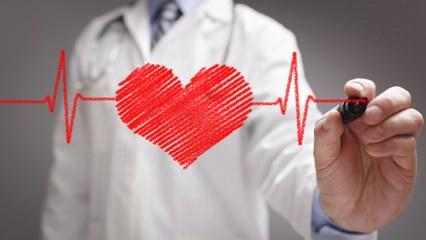 Kalp hastalığıyla ilgili bilinmesi gerekenler