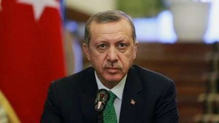 Erdoğan'dan taşeron çıkışı