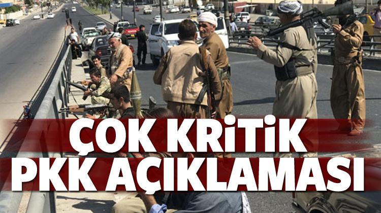 Hişam el Alevi'den kritik PKK açıklaması