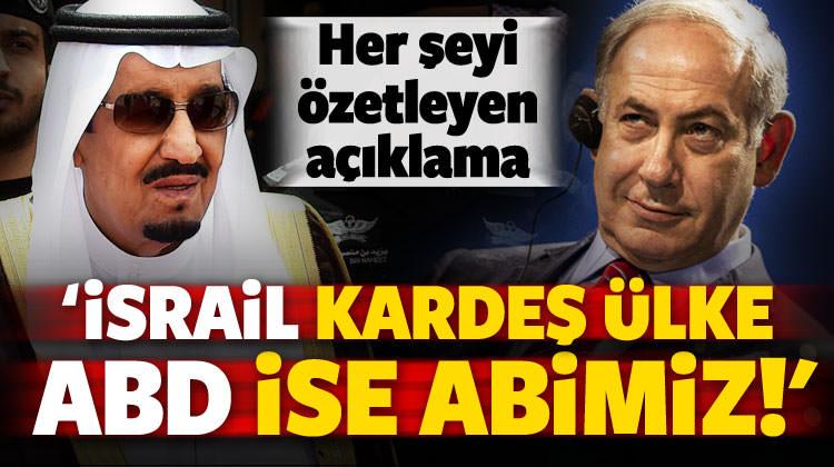 Arap general: İsrail kardeş ülke ABD ise...