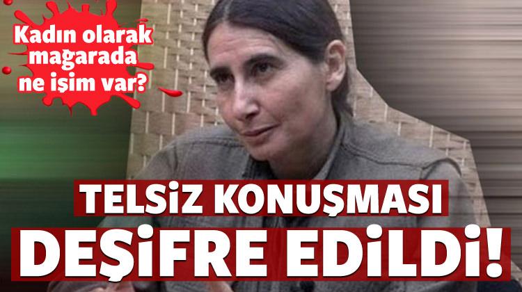 PKK'lı Hülya Eroğlu'nun son sözleri ortaya çıktı!