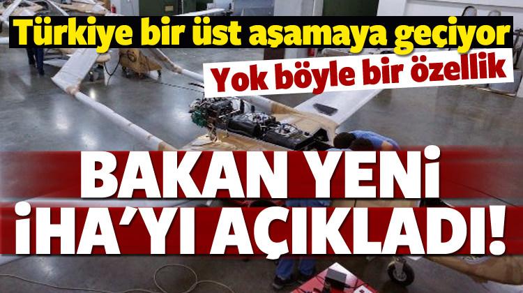 Türkiye SİHA'larda bir üst aşamaya geçiyor