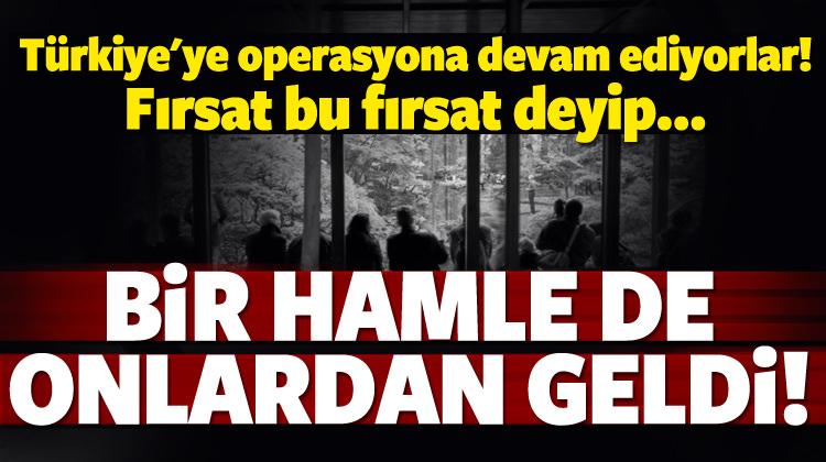 Türkiye'ye operasyona devam ediyorlar