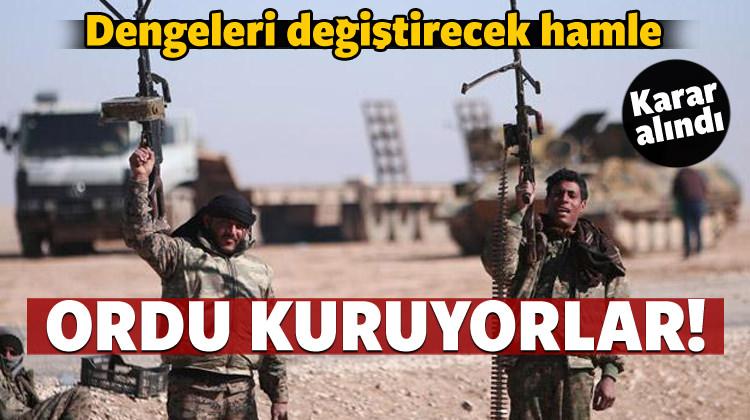 Aşiretler YPG'ye karşı ulusal ordu kuruyor