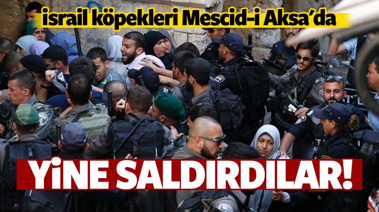 Kudüs'te ikinci Öfke Cuması!