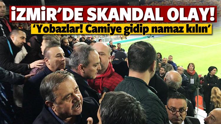 İzmir'de çirkin saldırı! 'Yobazlar!..'