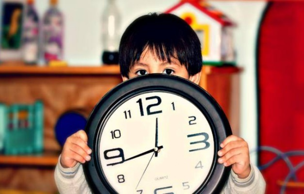 Çocuklara zaman kavramı nasıl öğretilir?