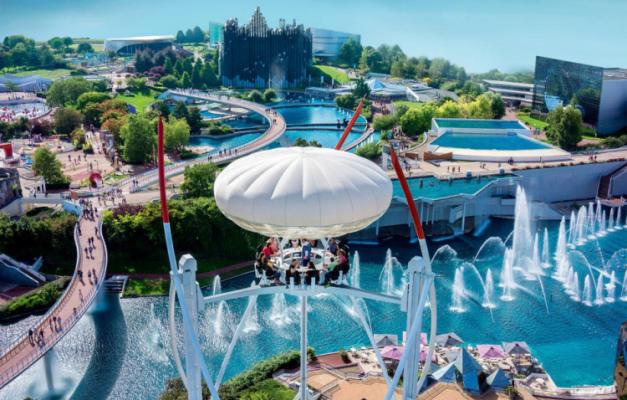 Mutlaka görülmesi gereken 10 eğlence parkı