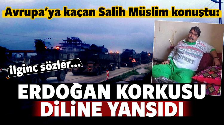 Salih Müslim: Erdoğan her an her şeyi yapabilir