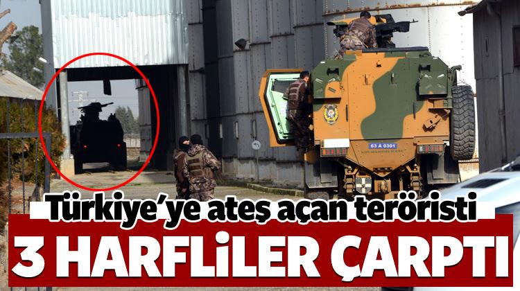 PYD bölgesinden Türkiye'ye ateş açıldı!