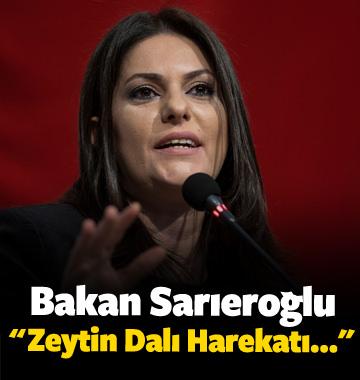 """Bakan Sarıeroğlu: """"Hiç kimse sabrımızı sınamasın!"""""""
