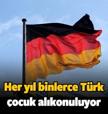 Her yıl 4000 Türk çocuğu ailelerinden koparılıyor