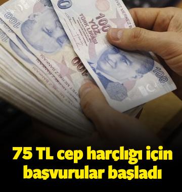 Devletten gençlere günlük 75 TL cep harçlığı