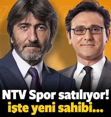 NTV Spor satılıyor! İşte yeni sahibi...